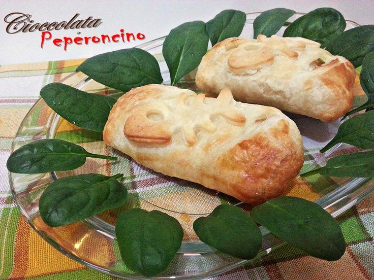Persico in crosta