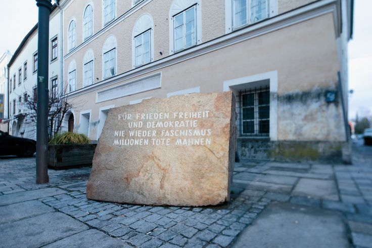 One wonders what the Austrian government will do as it takes control of Adolf Hitler's birthplace in Braunau.