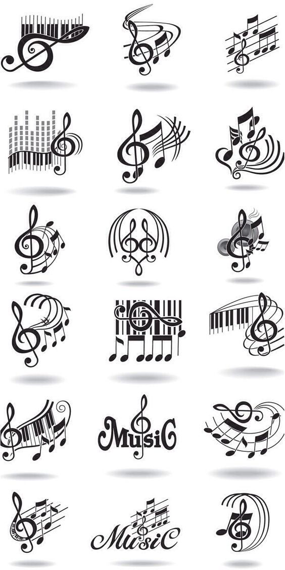 Music Designs                                                                                                                                                      Mais: