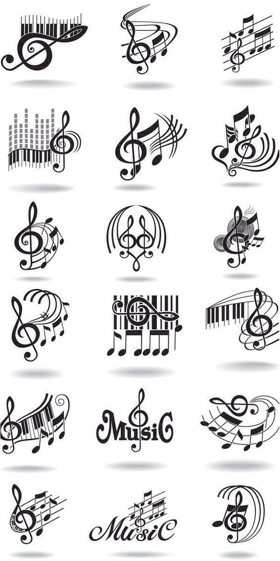 Music Designs                                                                                                                                                      Mais: