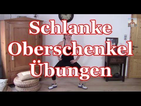 Schlanke Oberschenkel: Die perfekte Übung für die Innenseiten | poundattack - Dein Fitness Workout
