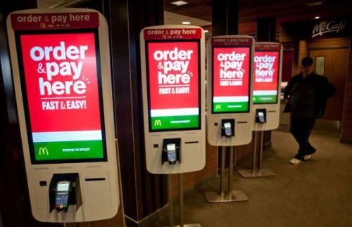 McDonalds To Replace 2,500 Human Cashiers With Digital Ones: Here Is Its Math Behind It