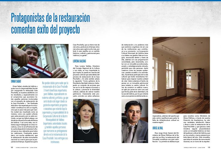 Revista Kimelchén Junio 2014