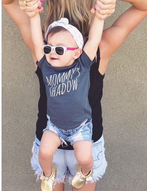 Mommy's Shadow