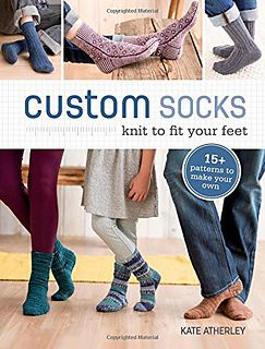 Ravelry: Custom Socks: Knit To Fit Your Feet - patterns
