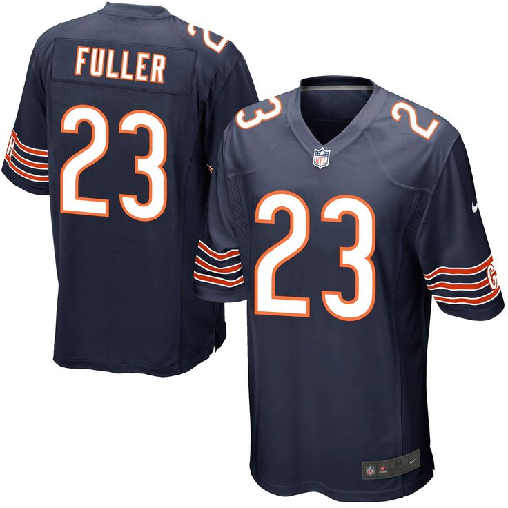 Kyle Fuller Chicago Bears Youth Nike Team Color Game Jersey - Navy Blue - $74.99