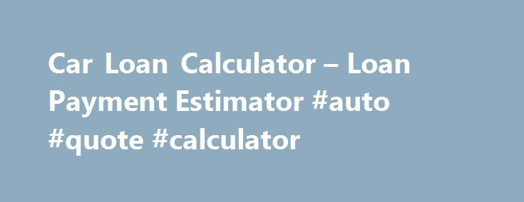 Auto loan calculator with trade in value 12