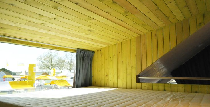 Trek-in junior Eco Cabin Tim van der Grinten www.moodworksarchitecture.com