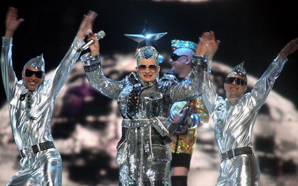 Eurovision: Ukraine 2007 – Verka Serduchka. #eurovision, #verkaserduchka