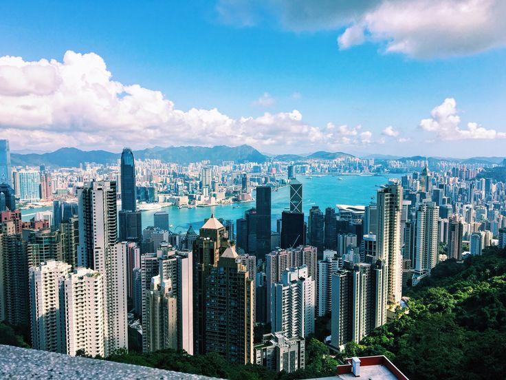 explore travel hong kong