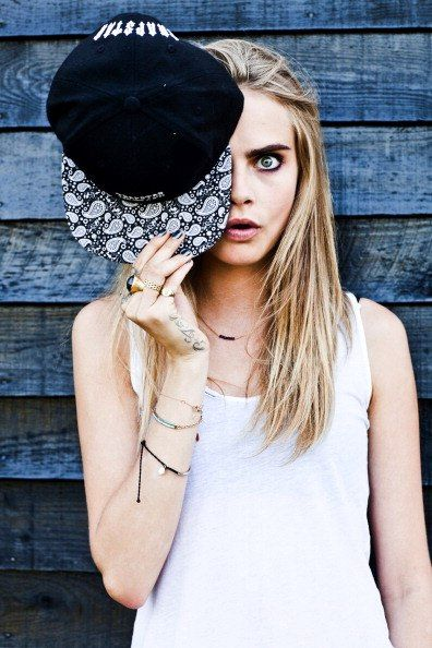 Cara Delevingne shot by photographer Kate Simon Harris for her upcoming movie 'Kids in Love' @CaraDeleWorld
