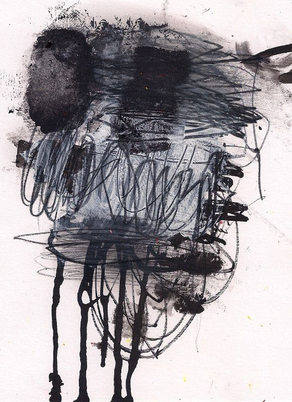 Ink Drawings by Marie Bortolotto