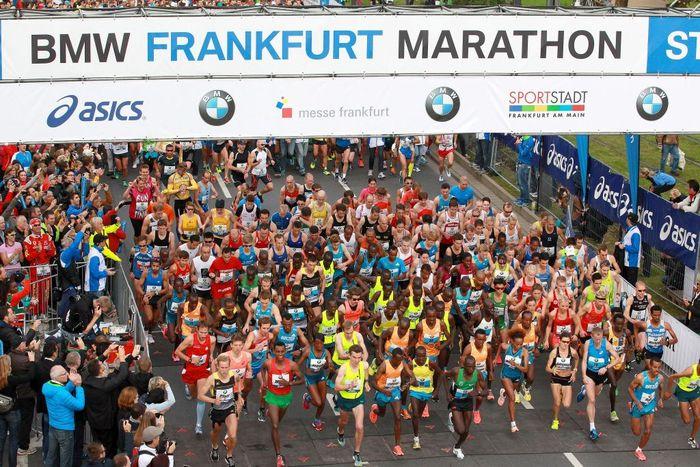 Vorschau Frankfurt Marathon: Hochklassige Elitefelder beim Frankfurt-Marathon, Arne Gabius auf Rekordjagd