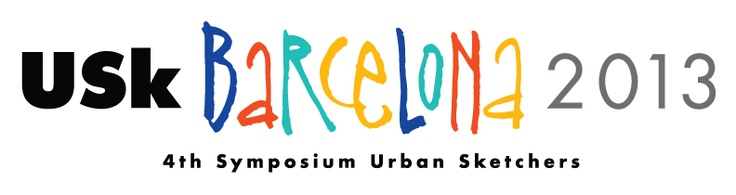 Urban Sketchers: It's official! Barcelona to host our 4th International Symposium!