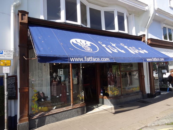 Dartmouth clothing store
