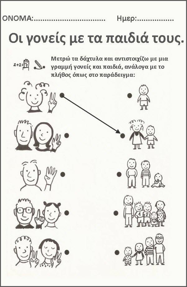 mikapanteleon-PawakomastoNhpiagwgeio: Η οικογένεια στο Νηπιαγωγείο (3)