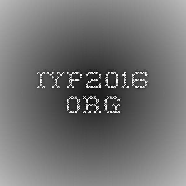 iyp2016.org