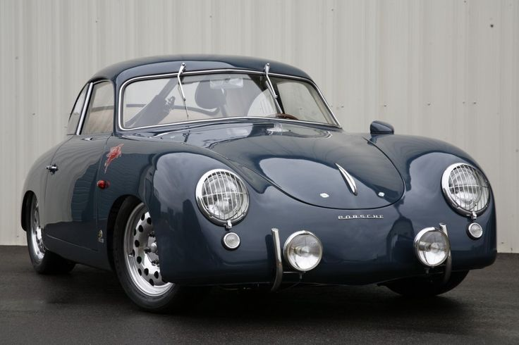 "1953 Porsche 356 ""Gesetzloser"" The Ultimate Outlaw 