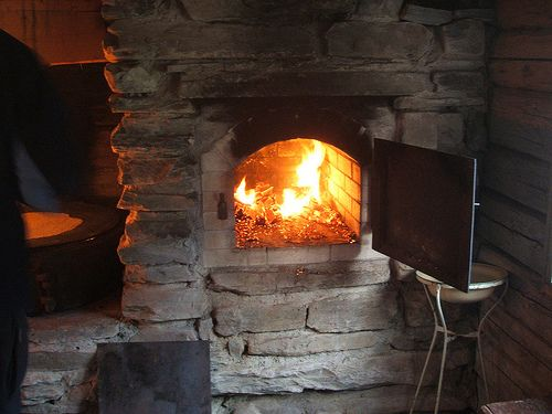Egge oven