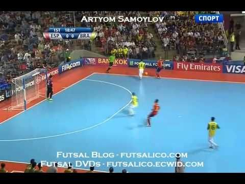 Combinational play / Futsal Attacking Moves [ Coaching Futsal Tactics 5x5 ]