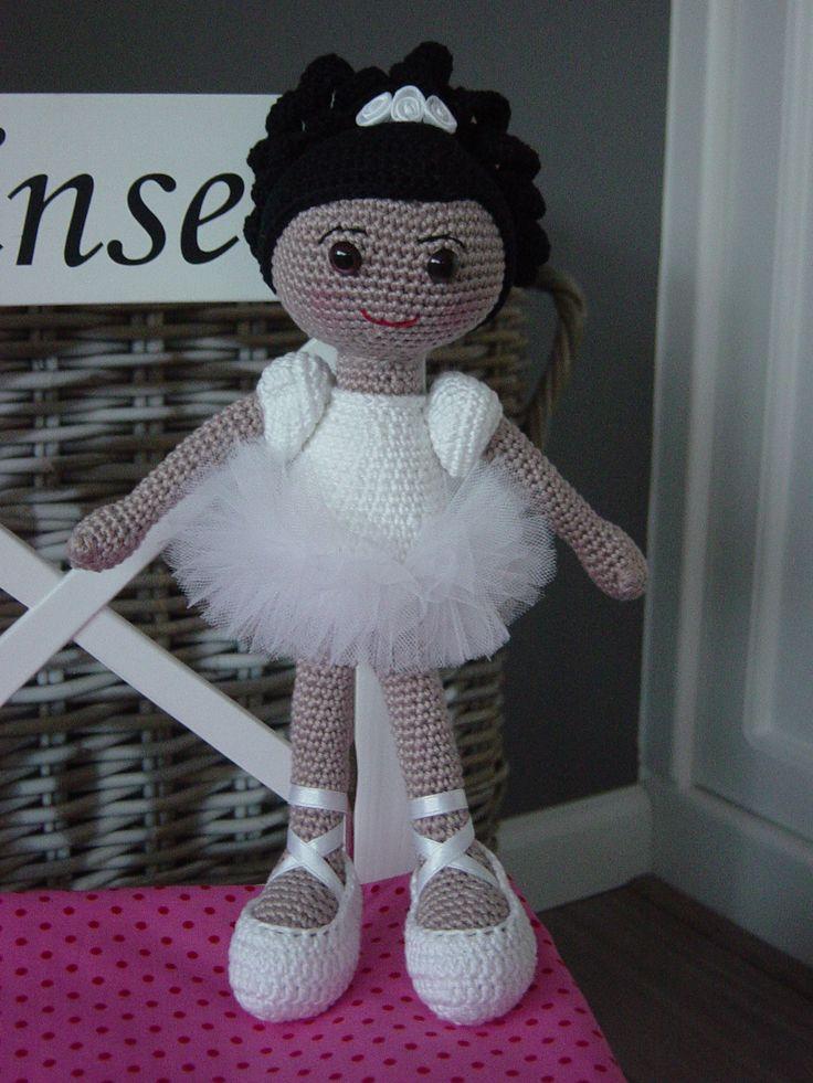 Amigurumi Ballerina Doll : Ballerina designed by Philia pattern coming soon ...