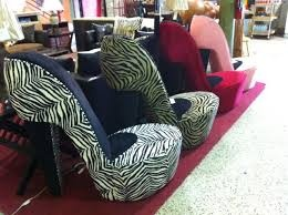 Cute High Heel Couches