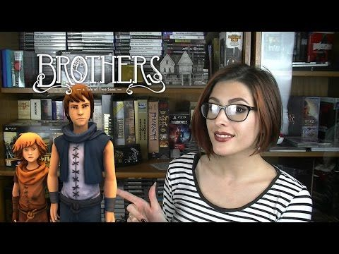 Pyrit - Brothers: A Tale of Two Sons - game review - YouTube