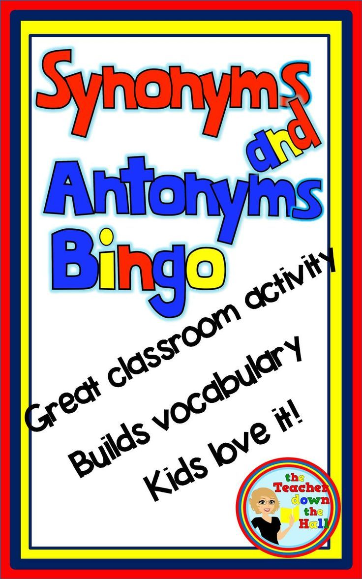 Worksheet Assess Antonym 1000 images about antonymssynonyms on pinterest synonym students read a sentence and determine the two words that are either synonyms or antonyms