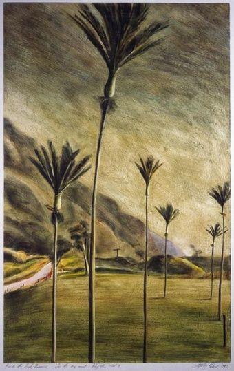Stanley Palmer NZ Artist