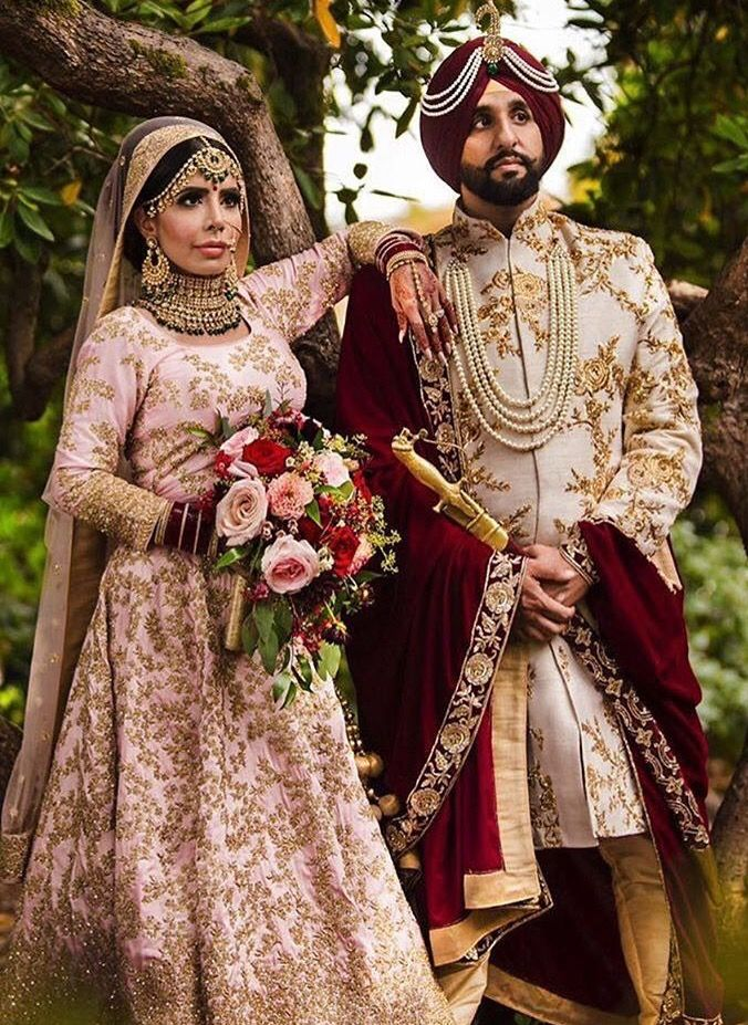 25 Real Grooms Who Had Their Jewellery Game Strong Indian Bride And Groom Dapper Grooms Indian Wedding Photography