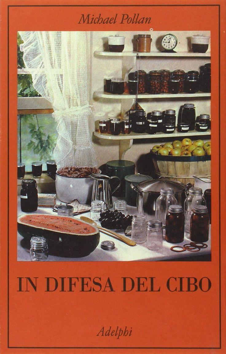 In difesa del cibo: Amazon.it: Michael Pollan, G. Luciani: Libri