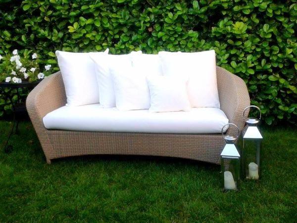 Rattan gartenmöbel sofa  Die besten 25+ Rattan couch Ideen auf Pinterest | Rattan leuchte ...