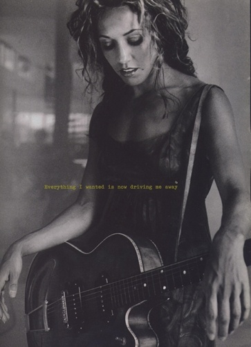 Sheryl Crow....Strong Enough to be my Man...