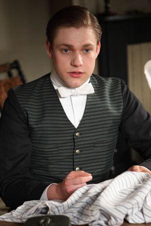 Thomas Howes as William Mason ~  9 actors who have left Downton Abbey for better... or worse