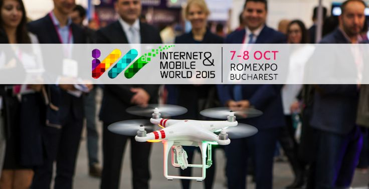 IMWorld 2015 it moving to the Center Pavilion of Romexpo