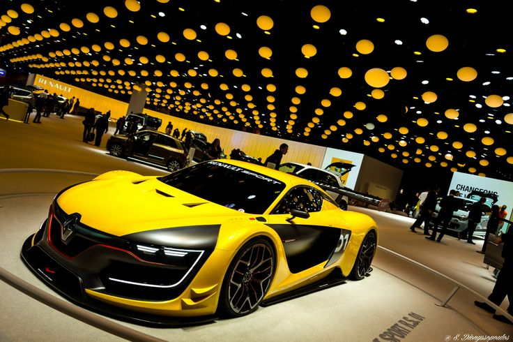 Renault sport RS 01 by Stephane Dionyssopoulos on 500px