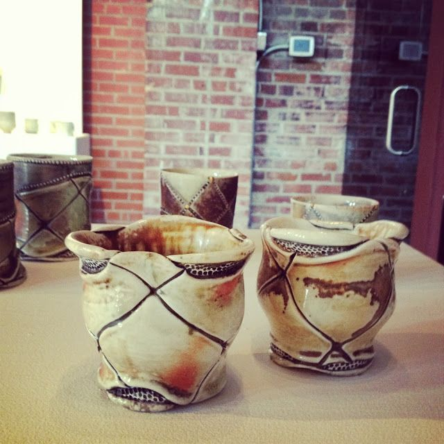 musing about mud: medalta international cup exhibition wrap up
