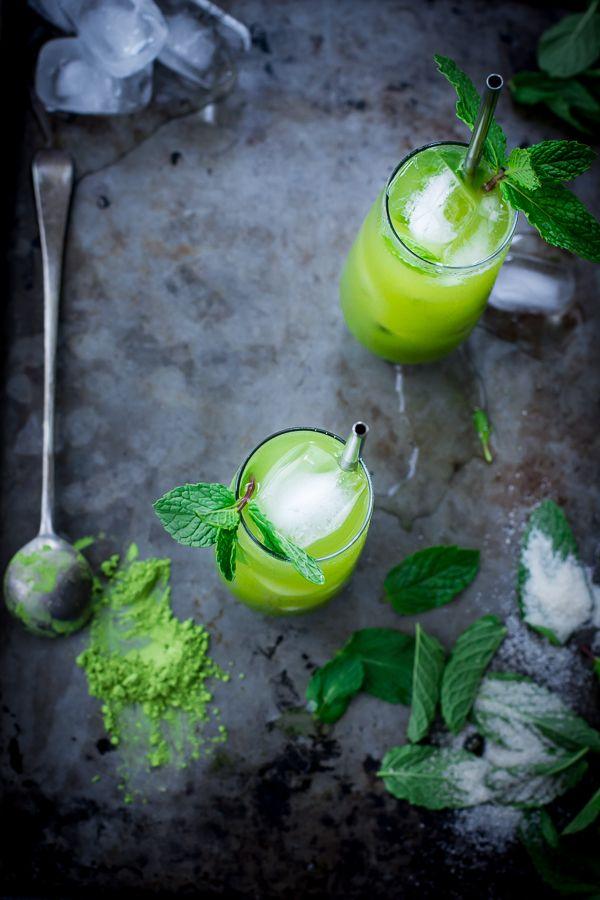 The Bojon Gourmet: Matcha Mint Juleps