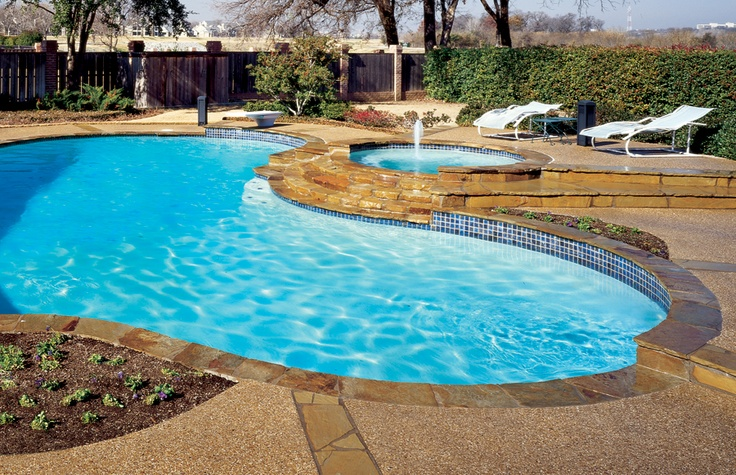 1000 ideas about blue haven pools on pinterest lagoon pool swimming pools and outdoor pool for Swimming pool builders fort worth