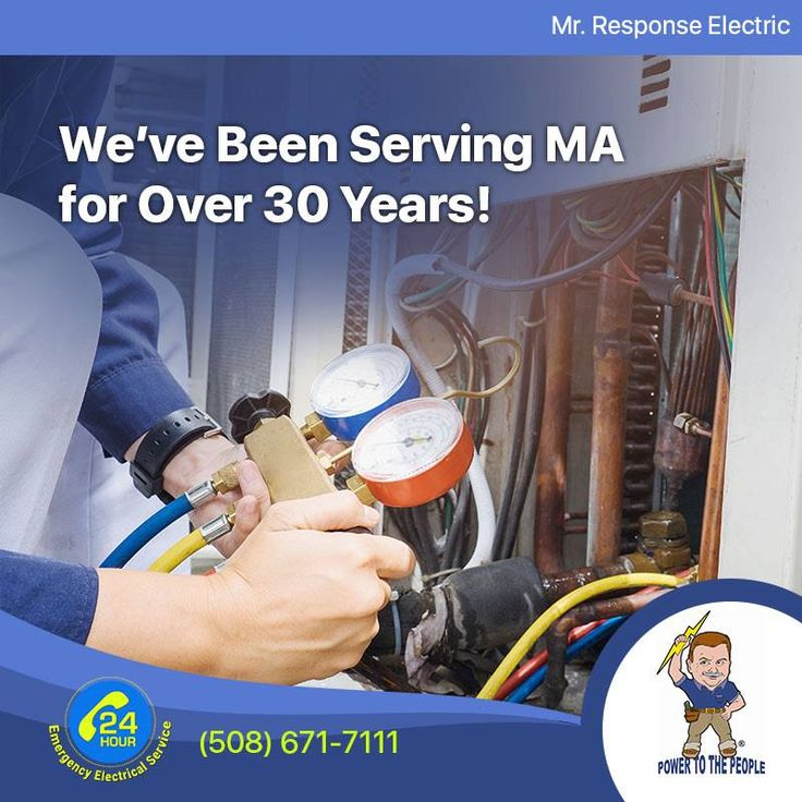 Our residential #electricians pride ourselves on being courteous and professional. Contact us for a free estimate!   http://www.mrresponse.com/about