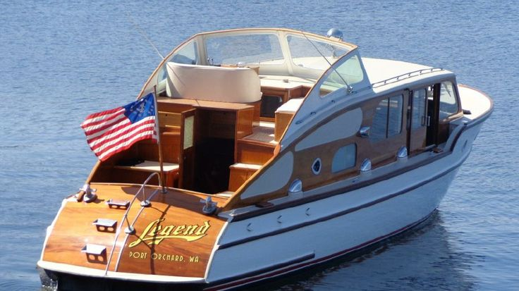 1948 Shane Trimmership Airflow Power Boat For Sale - www.yachtworld.com