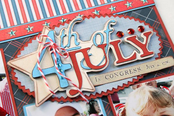 4th of july electronic greeting cards