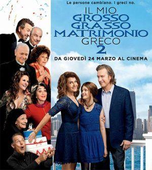 ★★ Il Mio Grosso Grasso Matrimonio Greco 2 – Torna Nia Vardalos
