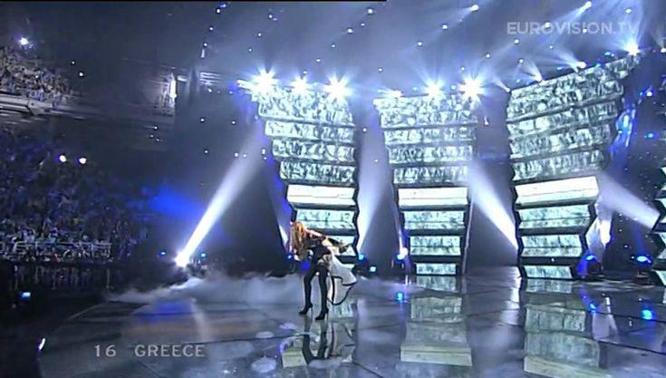 Anna Vissi - Everything (Greece) 2006 Final