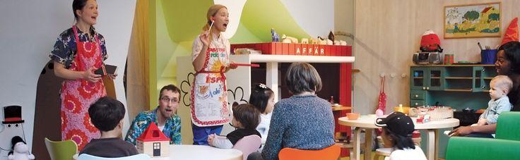 Scandinavia House:The Heimbold Family Children's Playing & Learning Center