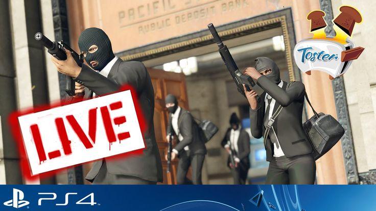 Napady w GTA Online - Heists DLC