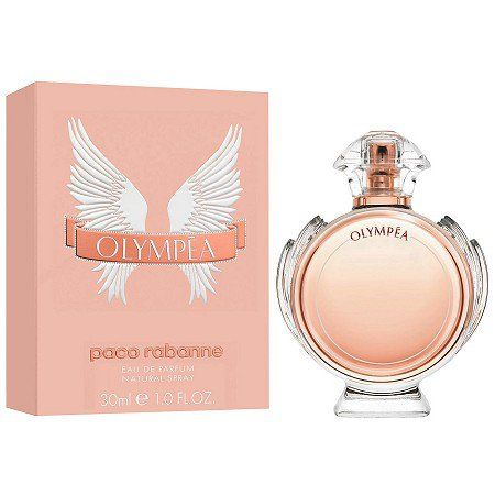 Olympea perfume for Women by Paco Rabanne is the best thing I've ever smelled