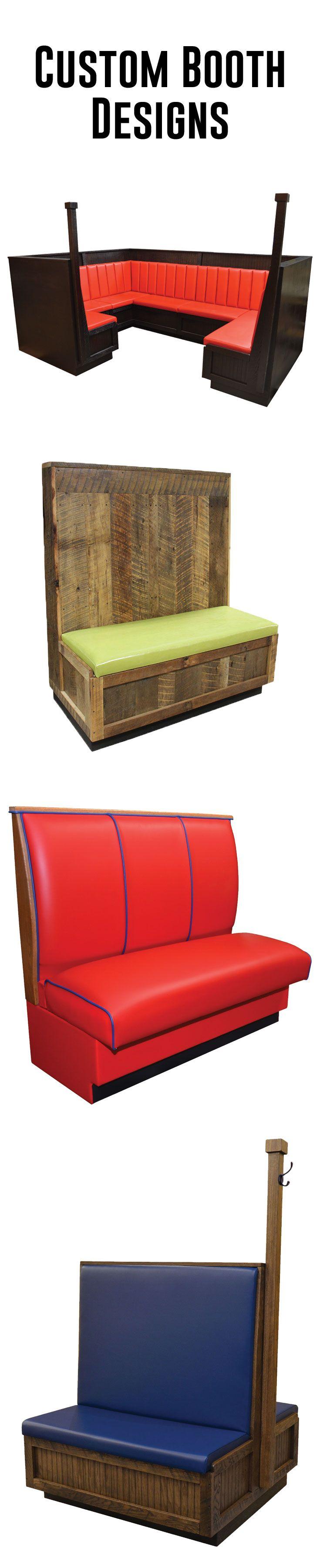 Restaurant furniture booths - Custom Restaurant Booth Designs Restaurant Furniture Commercial Furniture