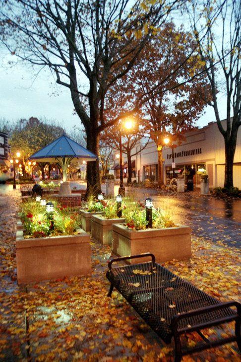 we love downtown Camas, WA!