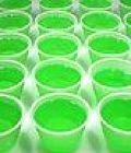 St. Patty's day Jello shots - thinking maybe a rainbow of jello shots